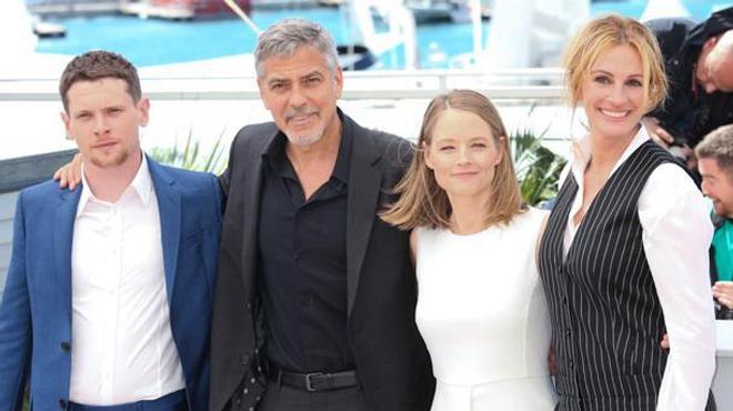 Cannes 2016 : Julia Roberts radieuse pour sa première Croisette
