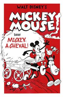 Mickey, À Cheval !