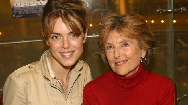 Nicole Courcel, l'actrice et mère de Julie Andrieu est décédée