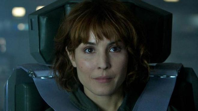 Noomi Rapace finalement de retour dans Alien : Covenant