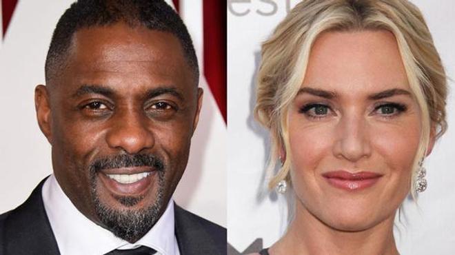 Kate Winslet au cinéma avec Idris Elba ?