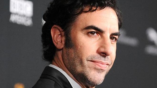 Sacha Baron Cohen devient magicien