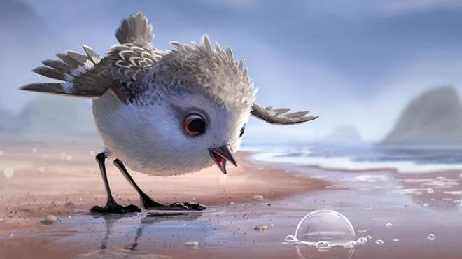Piper : le nouveau court-métrage de Pixar va vous faire fondre (extrait)