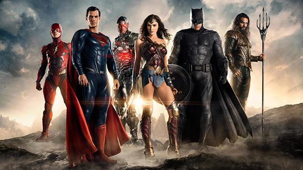 Justice League : le trailer explosif !