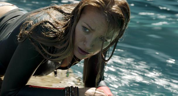 Instinct de Survie : Blake Lively face au grand requin blanc (extrait)
