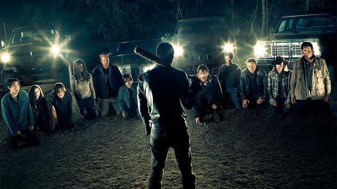 Walking Dead : Des affiches angoissantes pour la saison 7 !