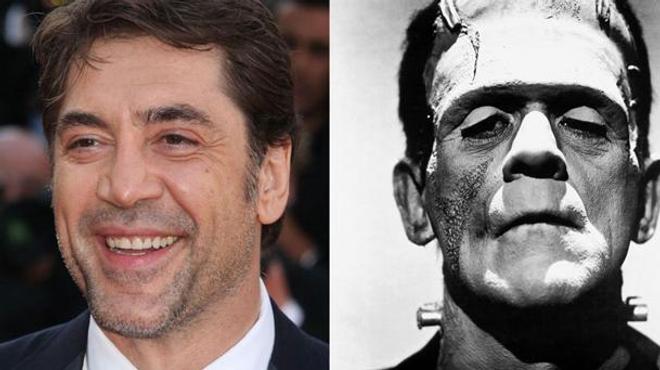 Javier Bardem bientôt en monstre de Frankenstein ?