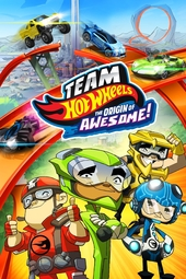 Team hot wheels: La légende