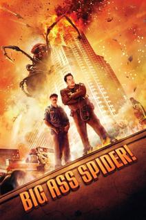 Big Ass Spider !