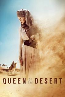 Reine du désert