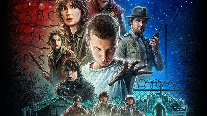 Stranger Things: La série paranormale explose toutes les audiences de Netflix
