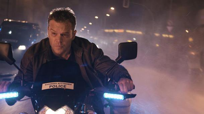 Box-Office France : Jason Bourne largement en tête !