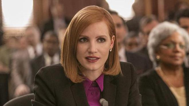 Miss Sloane : Jessica Chastain est impitoyable dans la bande-annonce