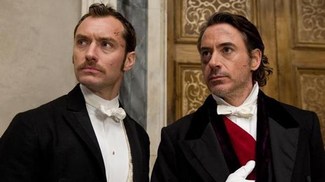 Sherlock Holmes 3 recrute chez Marvel et Star Wars