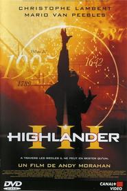 Highlander III: Le Sorcier