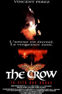 The crow, la cité des anges