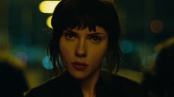 Ghost in the shell : L'impressionnante bande-annonce !