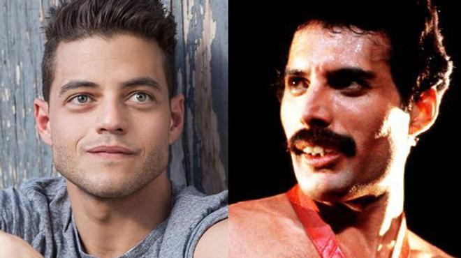 Rami Malek dans la peau de Freddie Mercury pour Bryan Singer ?