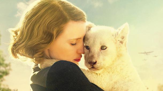 The Zookeeper's Wife : Jessica Chastain émouvante dans la bande-annonce