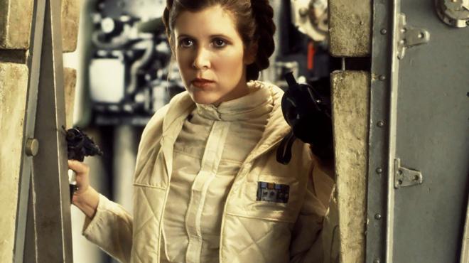 Décès de Carrie Fisher : La princesse Leia nous quitte