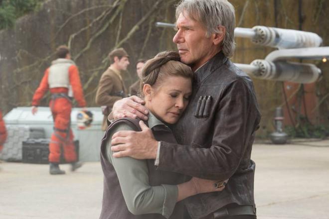 Décès de Carrie Fisher : La princesse Leia nous quitte.
