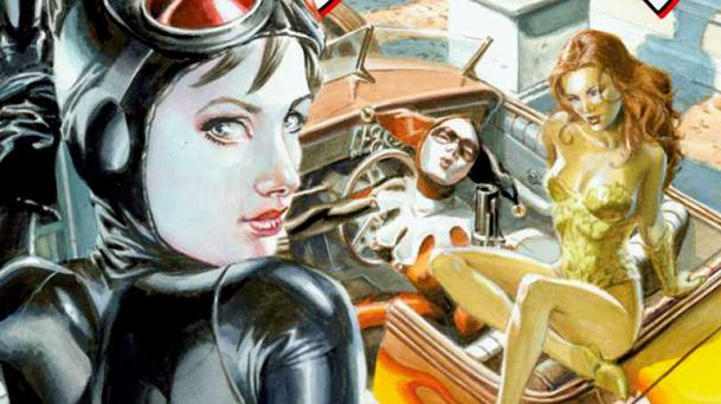 David Ayer retrouve Margot Robbie pour Gotham City Sirens