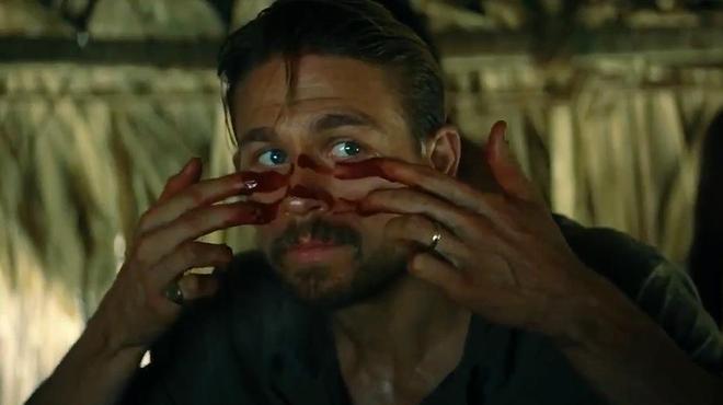 The Lost City of Z : Charlie Hunnam et Robert Pattinson partent à l'aventure (Teaser)