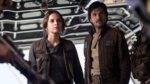 Box-Office France : Rogue One signe le meilleur démarrage de 2016
