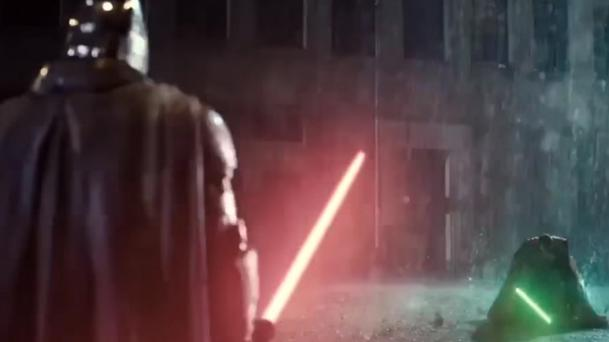 Star Wars / Batman V Superman : l'improbable mashup signé Zack Snyder