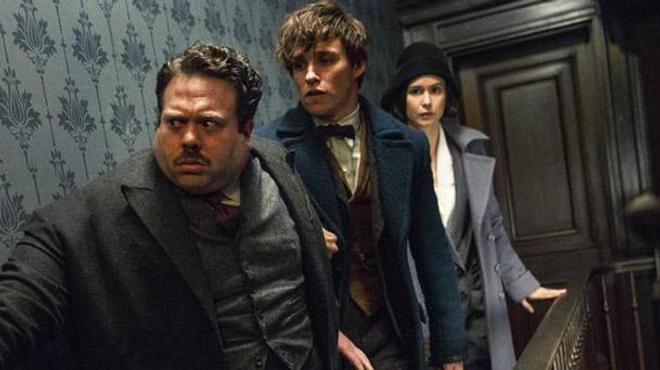 Box-Office France : Les Animaux Fantastiques envoûtent toujours