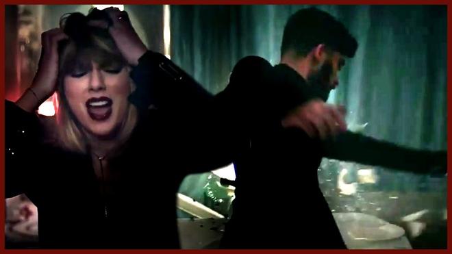 """Cinquante nuances plus sombres : Le clip de """"I Don't Wanna Live Forever"""" dévoilé"""