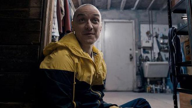 Box-office US : Shyamalan casse la baraque avec Split !