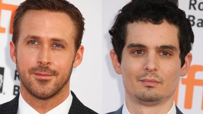 Ryan Gosling dans la peau de Neil Armstrong pour Damien Chazelle