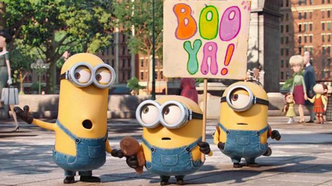 Les Minions reviennent au cinéma en 2020 !