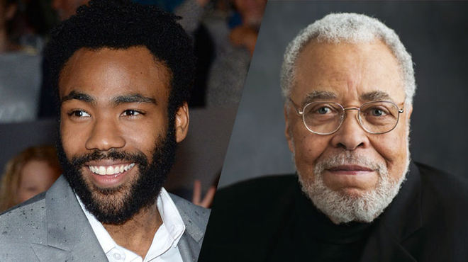 Le roi Lion : Donald Glover et James Earl Jones à l'affiche du film en live action