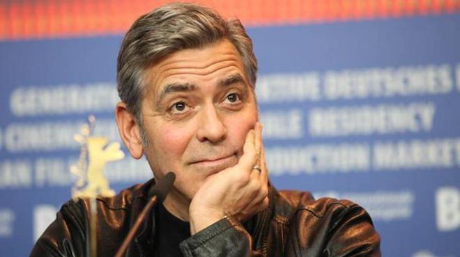 George Clooney recevra un César d'Honneur le 24 février