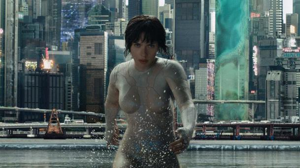 Ghost in the Shell : une sublime bande-annonce pour le Super Bowl