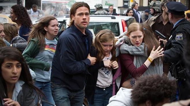 World War Z : David Fincher a très envie de réaliser la suite !