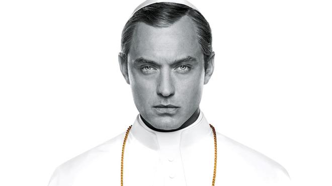 The New Pope : Jude Law et John Malkovich sur la première image