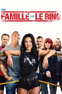 Une famille sur le ring