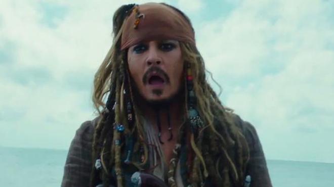 Pirates des Caraïbes 5 se dote d'une nouvelle bande-annonce explosive !