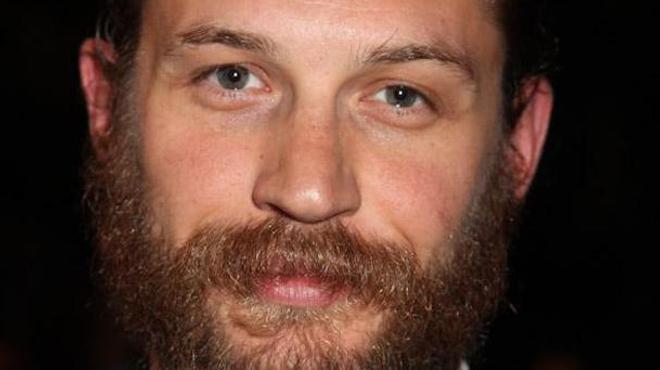 Tom Hardy, star du nouveau film Netflix