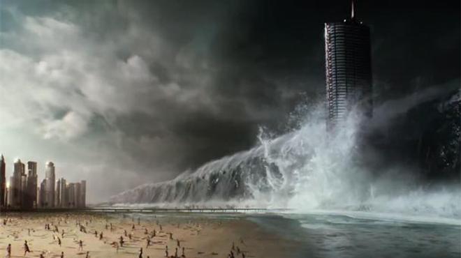 Geostorm : l'impressionnante bande-annonce avec Gerard Butler