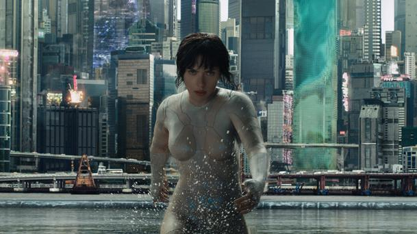 Ghost in the Shell : découvrez cinq minutes exclusives du film !