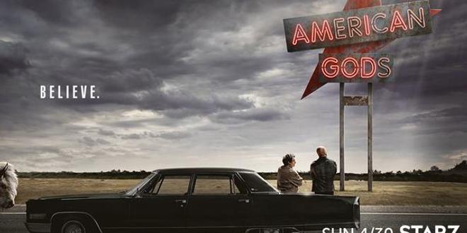 American Gods : la série a une nouvelle bande-annonce