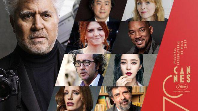 Festival de Cannes : nous connaissons le jury 2017 !