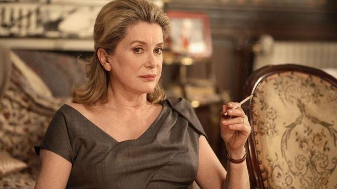 Catherine Deneuve présidente du jury de la 63e Mostra de Venise