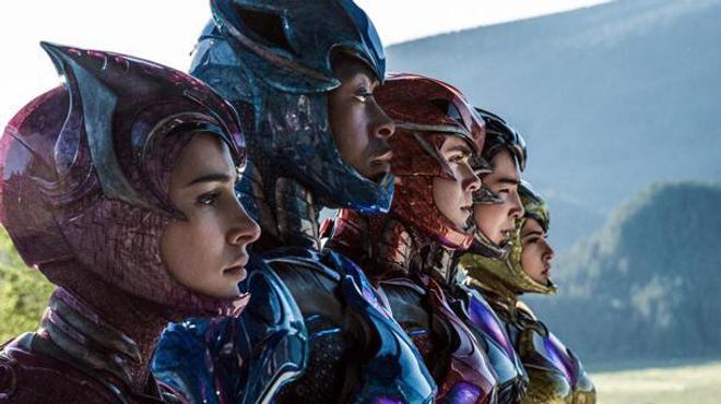 Que vaut le nouveau film Power Rangers ?
