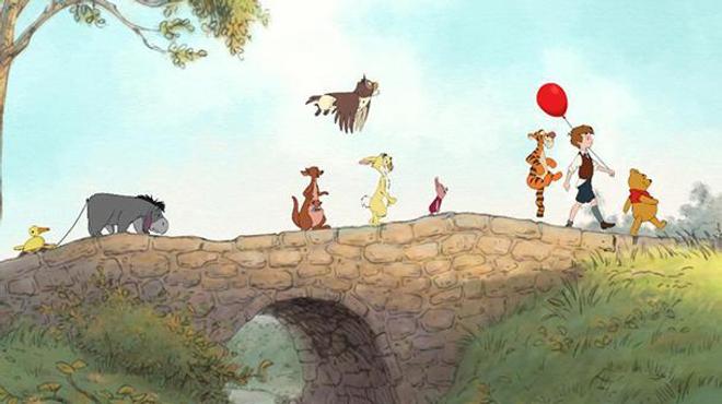 Disney : Ewan McGregor à l'affiche du live action Winnie l'Ourson