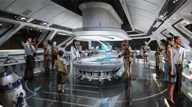 Disney : le futur hôtel Star Wars qui va rendre fous les fans